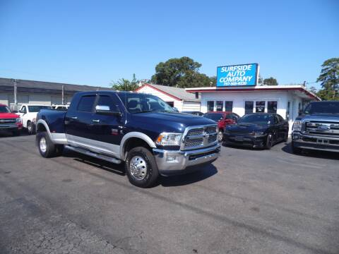 2012 RAM Ram Pickup 3500 for sale at Surfside Auto Company in Norfolk VA