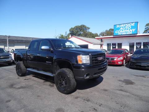 2012 GMC Sierra 1500 for sale at Surfside Auto Company in Norfolk VA