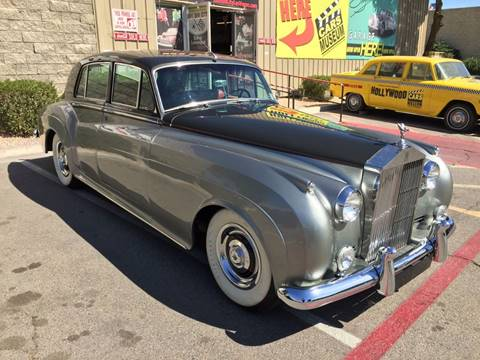1958 Rolls-Royce Silver Cloud 2
