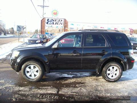 2010 Mercury Mariner for sale at O K Used Cars in Sauk Rapids MN