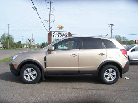 2008 Saturn Vue for sale at O K Used Cars in Sauk Rapids MN