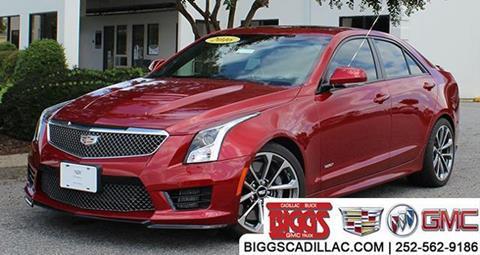 2016 Cadillac ATS-V for sale in Elizabeth City, NC