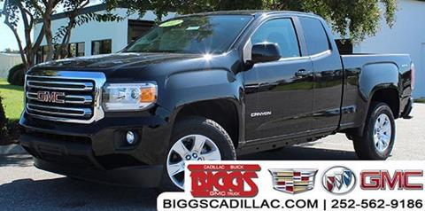 2017 GMC Canyon for sale in Elizabeth City, NC