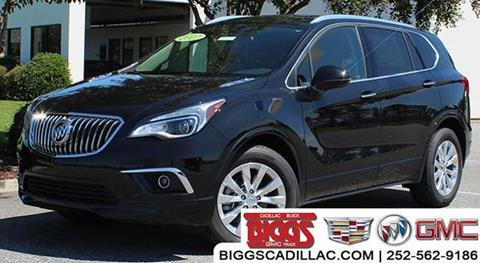 2017 Buick Envision for sale in Elizabeth City, NC