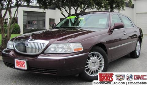 2009 Lincoln Town Car for sale in Elizabeth City, NC