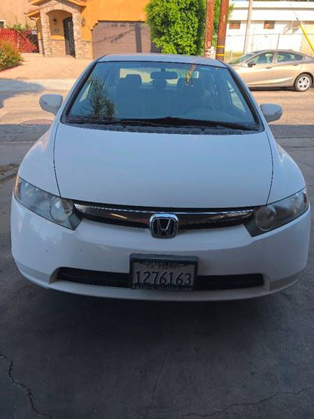 2008 Honda Civic For Sale At Star View In Tujunga CA