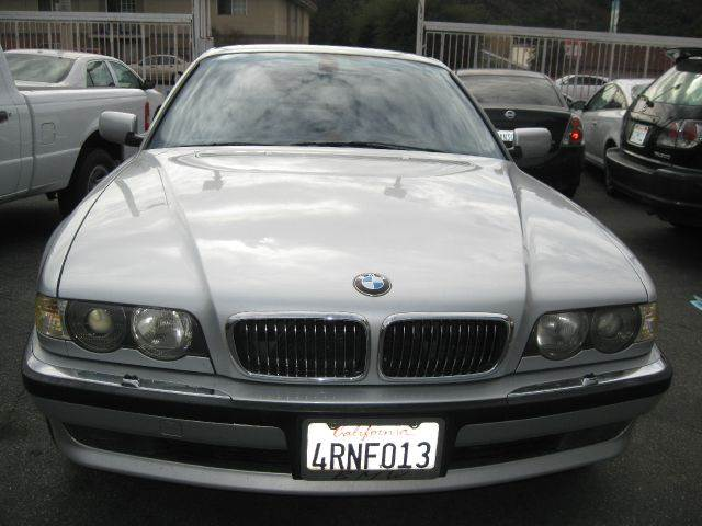 2001 BMW 7 Series For Sale At Star View In Tujunga CA