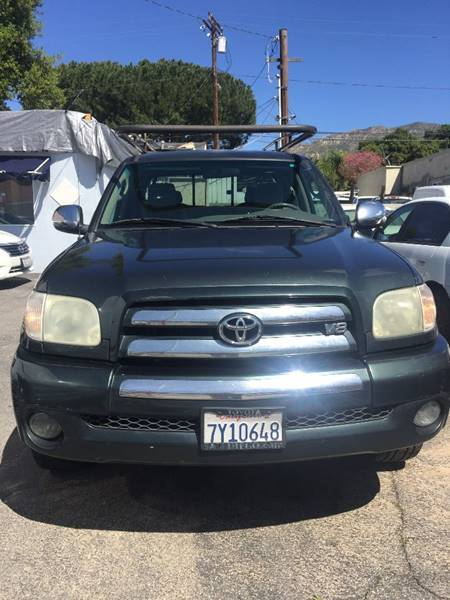 2005 Toyota Tundra For Sale At Star View In Tujunga CA