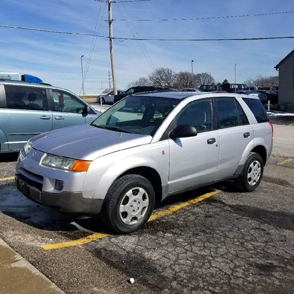 2003 Saturn Vue Fwd 4dr Suv V6 In St Charles Mo Jdf Auto