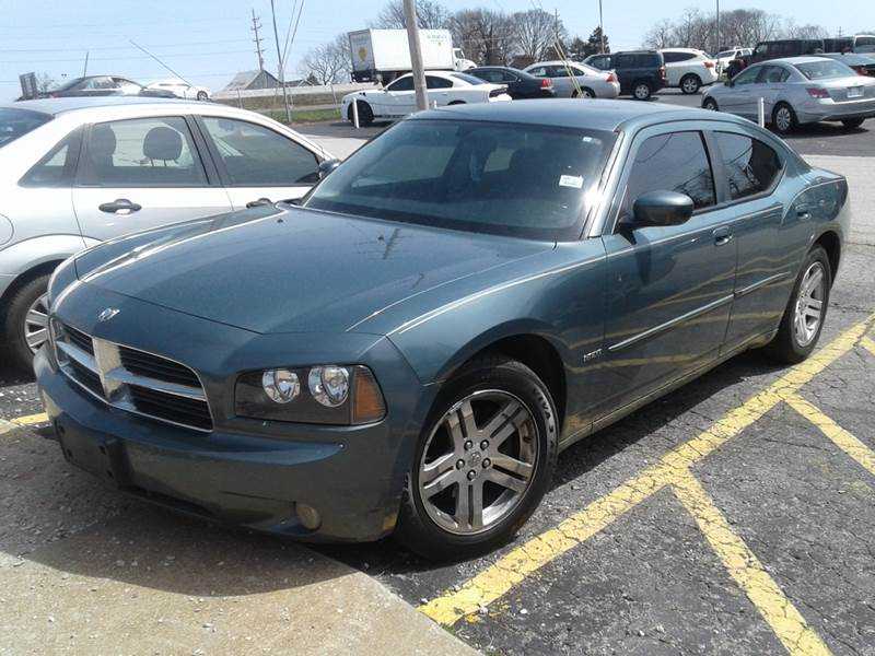 2006 Dodge Charger Rt 4dr Sedan In St Charles Mo Jdf Auto