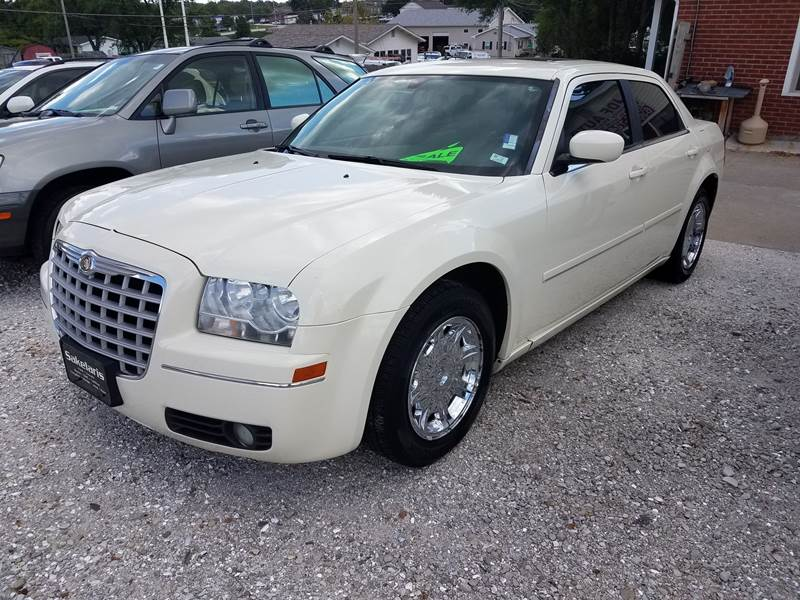 2005 Chrysler 300 Limited 4dr Sedan In St Charles Mo Jdf Auto