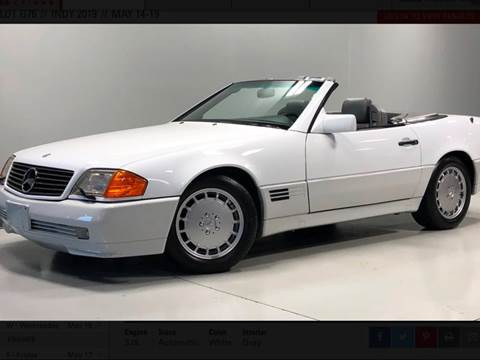 1991 Mercedes-Benz 300-Class for sale in St. Charles, MO