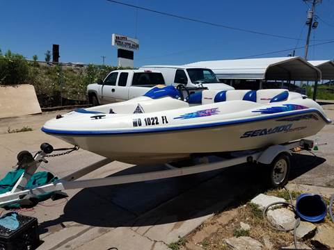 1997 Sea-Doo Sportster for sale in St. Charles, MO