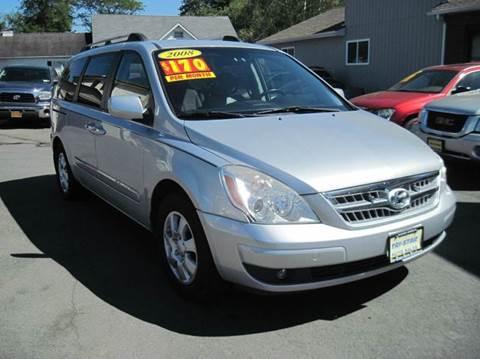 2008 Hyundai Entourage for sale in Kingston, NY