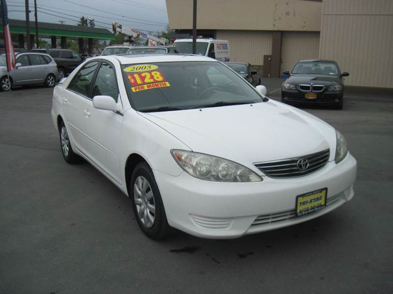 2005 Toyota Camry For Sale At TRI STAR AUTO SALES In Kingston NY