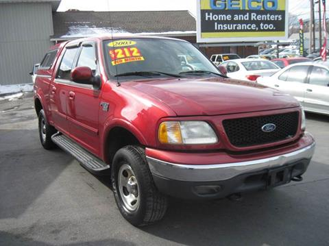 2003 Ford F-150 for sale in Kingston, NY