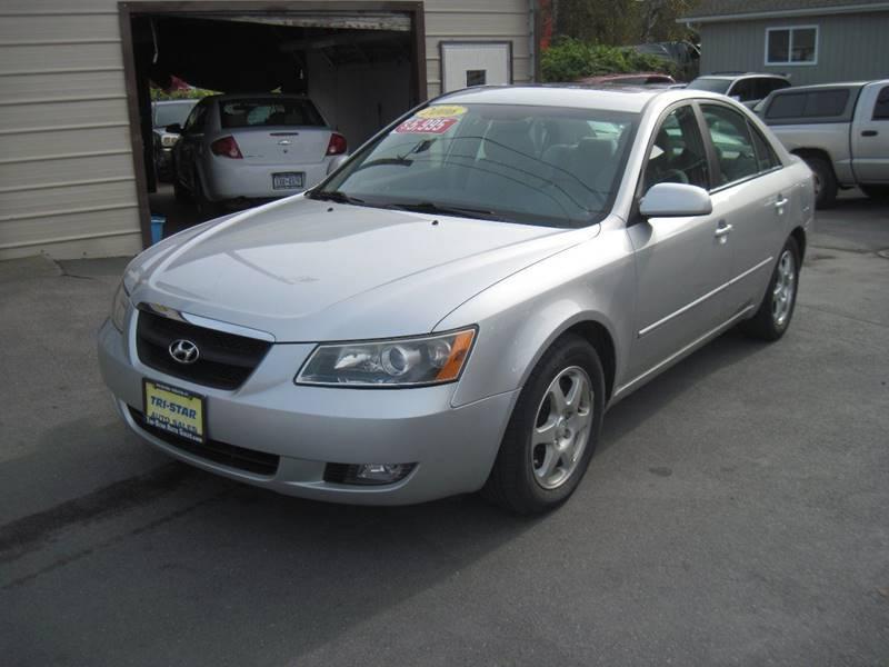 2006 Hyundai Sonata For Sale At TRI STAR AUTO SALES In Kingston NY