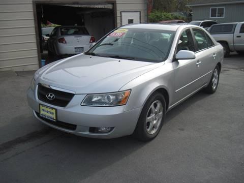 2006 Hyundai Sonata for sale in Kingston, NY