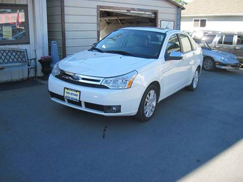 2010 Ford Focus for sale at TRI-STAR AUTO SALES in Kingston NY