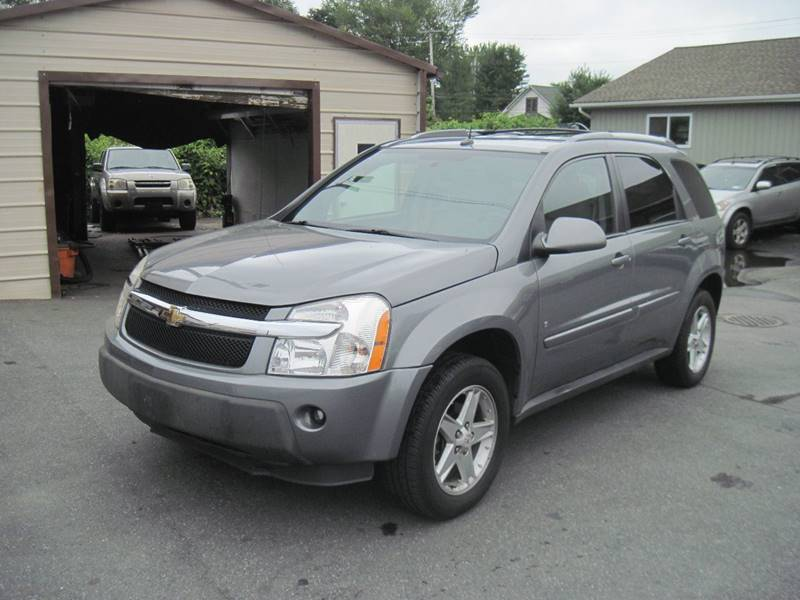 2006 Chevrolet Equinox For Sale At TRI STAR AUTO SALES In Kingston NY