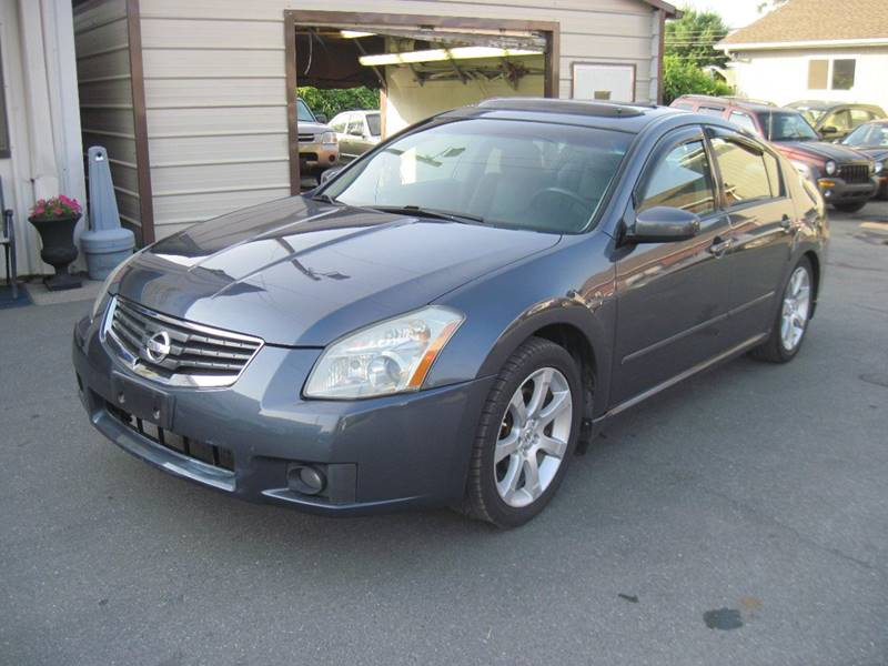 2008 Nissan Maxima For Sale At TRI STAR AUTO SALES In Kingston NY