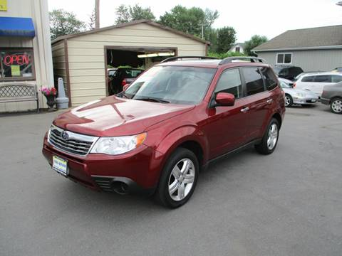 2009 Subaru Forester for sale in Kingston, NY
