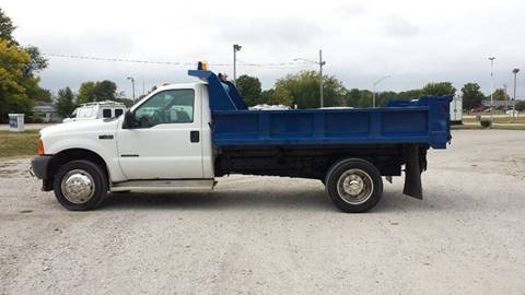 1999 Ford F-450 Super Duty for sale in Forsyth, IL