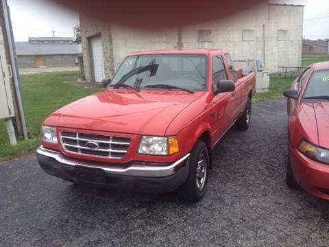 2001 Ford Ranger for sale in Shelbyville, IN