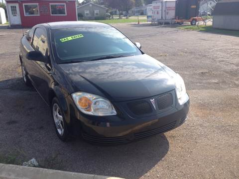 2008 Pontiac G5 for sale in Shelbyville, IN