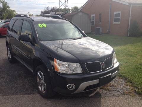 2009 Pontiac Torrent for sale in Shelbyville, IN