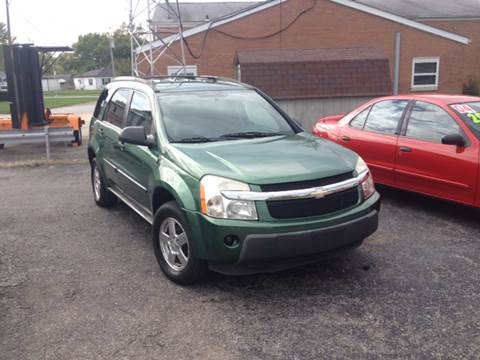 2005 Chevrolet Equinox for sale in Shelbyville, IN