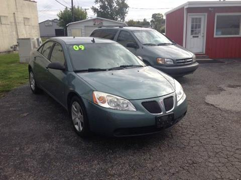 2009 Pontiac G6 for sale in Shelbyville, IN