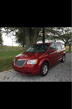 2008 Chrysler Town and Country for sale in Shelbyville, IN