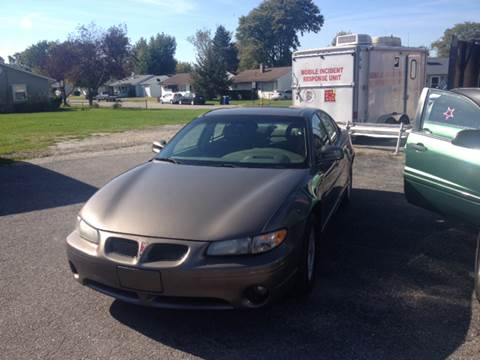 2001 Pontiac Grand Prix for sale in Shelbyville, IN
