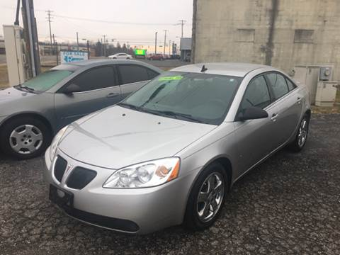 2008 Pontiac G6 for sale in Shelbyville, IN