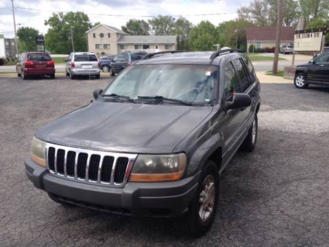 2002 Jeep Grand Cherokee for sale in Shelbyville, IN