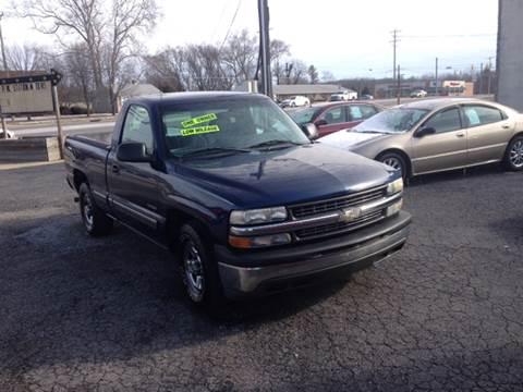 2002 Chevrolet Silverado 1500 for sale in Shelbyville, IN
