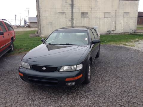 1995 Nissan Maxima for sale in Shelbyville, IN