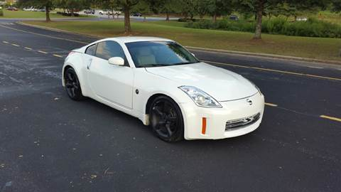 2008 Nissan 350Z for sale in Stone Mountain, GA