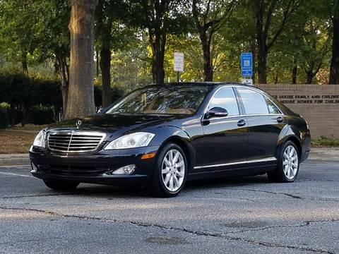 2008 Mercedes-Benz S-Class for sale in Stone Mountain, GA
