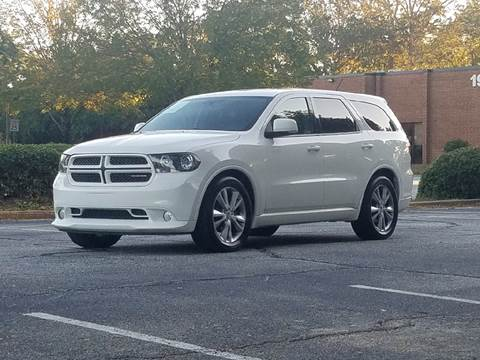 2012 Dodge Durango for sale in Stone Mountain, GA