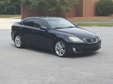 2006 Lexus IS 350 For Sale in Summerville, GA - Carsforsale.com