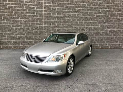 2007 lexus ls 460 for sale for Murphy motors lincoln nebraska