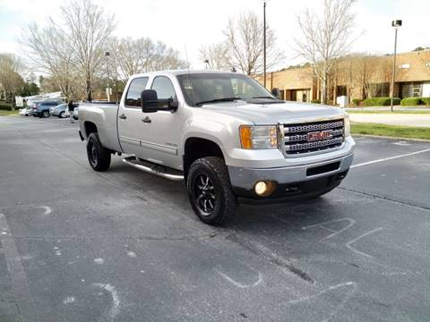 2012 GMC Sierra 3500HD for sale in Stone Mountain, GA
