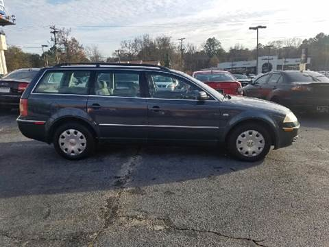 2004 Volkswagen Passat for sale in Stone Mountain, GA