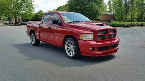 2005 Dodge Ram Pickup 1500 SRT-10 for sale in Stone Mountain, GA