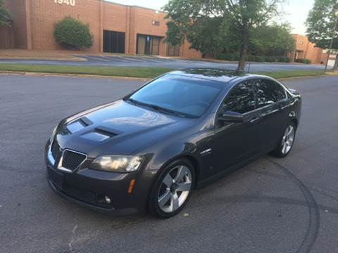2009 Pontiac G8 for sale in Stone Mountain, GA