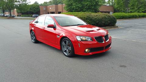 2008 Pontiac G8 for sale in Stone Mountain, GA