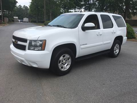 2007 Chevrolet Tahoe for sale in Stone Mountain, GA