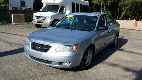2007 Hyundai Sonata for sale in North Easton, MA